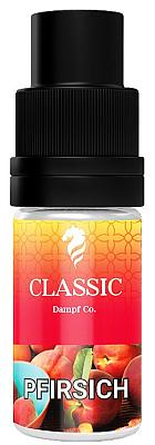 Classic Dampf - Aroma Pfirsich 10ml