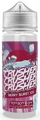 Crusher E-Liquid - Berry Burst Ice