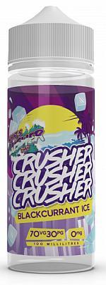 Crusher - E-Liquid - Blackcurrant Ice