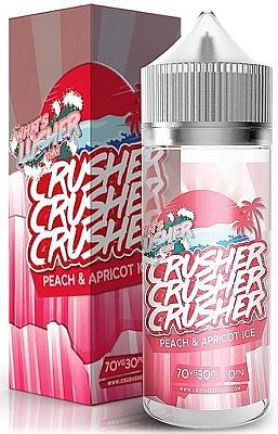 Crusher - E-Liquid - Peach Apricot Ice
