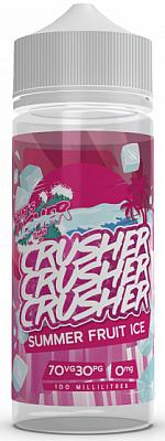 Crusher E-Liquid - Summer Fruit Ice