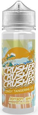 Crusher - E-Liquid - Zingy Tangerine Ice