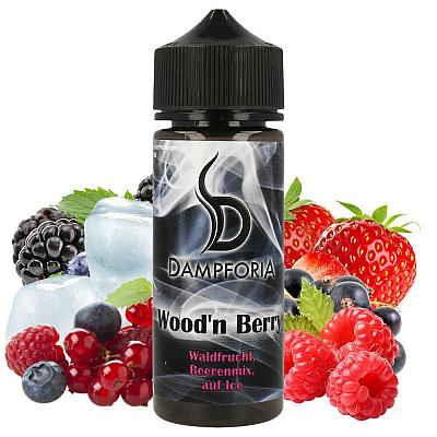 Dampforia - Aroma Wood`n Berry 10ml