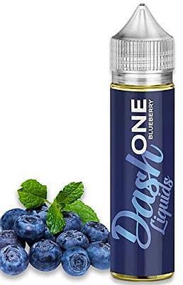 Dash Liquids - Aroma One Blueberry 15ml/60ml Flasche