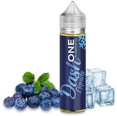 Dash Liquids - Aroma One Blueberry Ice 15ml/60ml Flasche