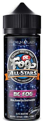 Dr. Fog - All Stars - Aroma BC Fog 30ml/120ml Flasche