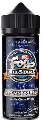 Dr. Fog - All Stars - Aroma Crème Brûlée 30ml/120ml Flasche