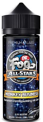Dr. Fog - All Stars - Aroma Monkey Business 30ml/120ml Flasche