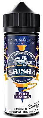 Dr. Fog - Shisha - Aroma Kühle Traube 30ml/120ml Flasche