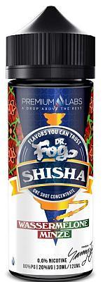 Dr. Fog - Shisha - Aroma Wassermelone Minze 30ml/120ml Flasche