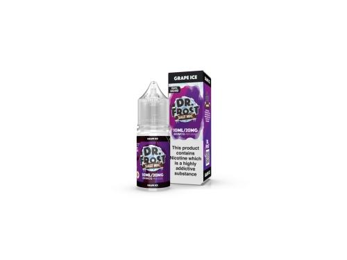 Dr. Frost - Polar Ice Vapes - Grape Ice - Nikotinsalz Liquid 20mg/ml