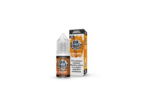 Dr. Frost - Polar Ice Vapes - Orange Mango Ice - Nikotinsalz Liquid 20mg/ml