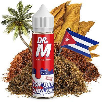 Dr. M - Tobacco Edition - Aroma Don Todo Cuba Mix