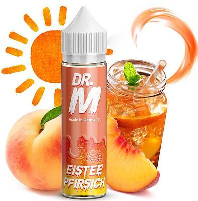 Dr. M - Aroma Eistee Pfirsich 10ml