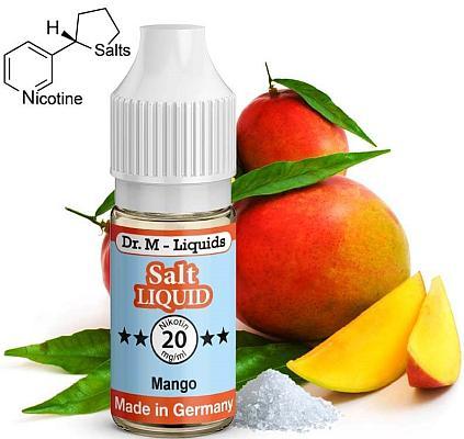 Dr. M - Mango - Nikotinsalz Liquid