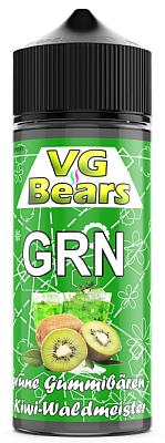 Dreamlike Liquids - VG Bears - Aroma GRN 10ml