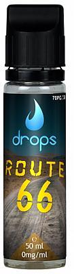 Drops - Route 66 50ml 0mg/ml