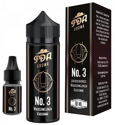 FDA - Aroma No. 3 10ml