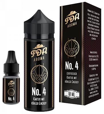 FDA - Aroma No. 4 10ml