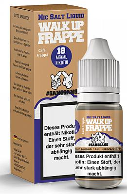 GangGang - Walk up Frappe - Nikotinsalz Liquid 18mg/ml