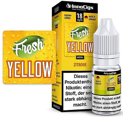 InnoCigs - Fresh Yellow Zitrone Aroma