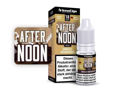 Afternoon Vanille-Käsekuchen Aroma - Liquid für E-Zigaretten 18 mg/ml