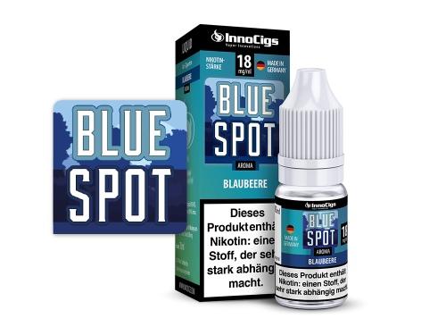 Blue Spot Blaubeeren Aroma - Liquid für E-Zigaretten 3 mg/ml