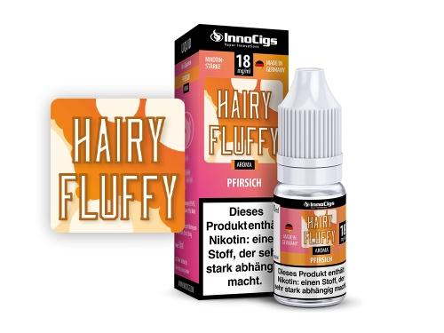 Hairy Fluffy Pfirsich Aroma - Liquid für E-Zigaretten 0 mg/ml