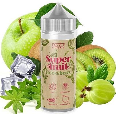 KTS - Superfruit - Aroma Gooseberry 30ml/120ml Flasche