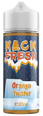 Kack Fresh - Aroma Orange Twister 20ml/120ml Flasche