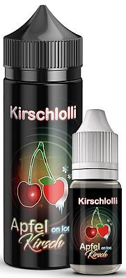 Kirschlolli - Aroma Apfel Kirsch on Ice 10ml