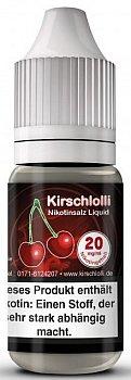 Kirschlolli ? Nikotinsalz Liquid 20mg/ml