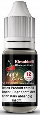 Kirschlolli - Apfel Kirsch - Nikotinsalz Liquid