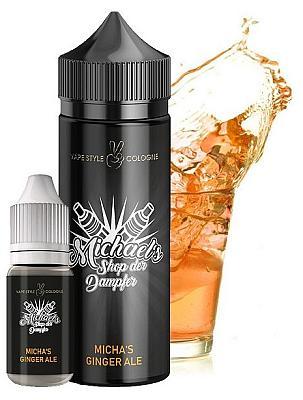 Michaels Shop der Dampfer - Aroma Michas Ginger Ale 10ml