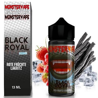 MonsterVape - Aroma Black Royal Fresh 13ml