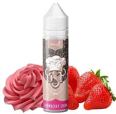Omerta Liquids - Gusto - Aroma Strawberry Cream 20ml