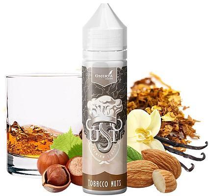 Omerta Liquids - Gusto - Aroma Tobacco Nuts 20ml