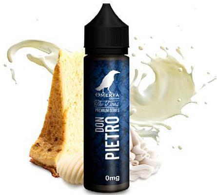 Omerta Liquids - The Dons - Aroma Don Pietro