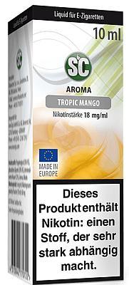 SC - Tropic Mango E-Zigaretten Liquid