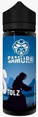 Samurai - Aroma Stolz 15ml/120ml Flasche
