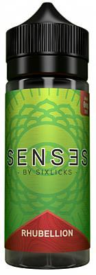 Six Licks - Senses Rhubellion 100ml - 0mg/ml