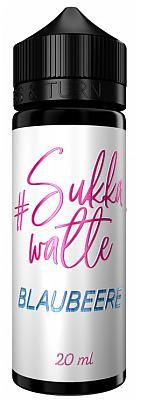 #Sukkawatte - Aroma Blaubeere 20ml