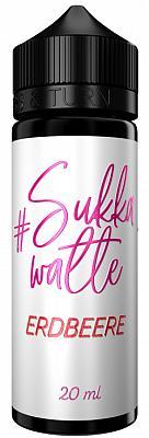 #Sukkawatte - Aroma Erdbeere 20ml