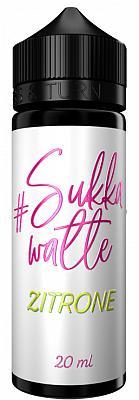 #Sukkawatte - Aroma Zitrone 20ml