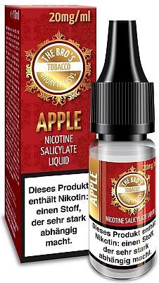The Bros - Apple - Nikotinsalz Liquid