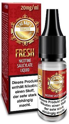 The Bros - Fresh - Nikotinsalz Liquid