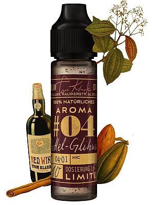 Tom Klarks - Aroma #04 Dattel-Glühwein 10ml