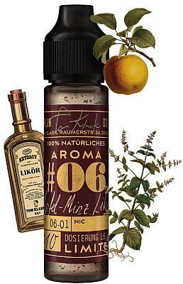 Tom Klarks - Aroma #06 Apfel-Minz Likör 10ml
