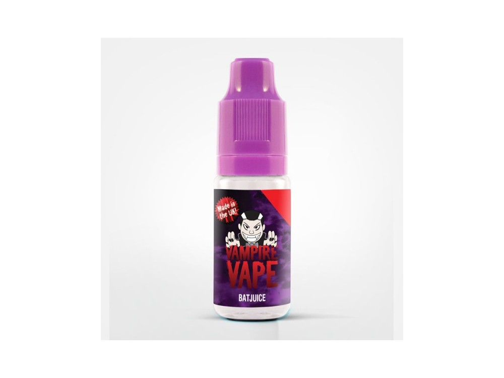 Vampire Vape Bat Juice - E-Zigaretten Liquid 0 mg/ml