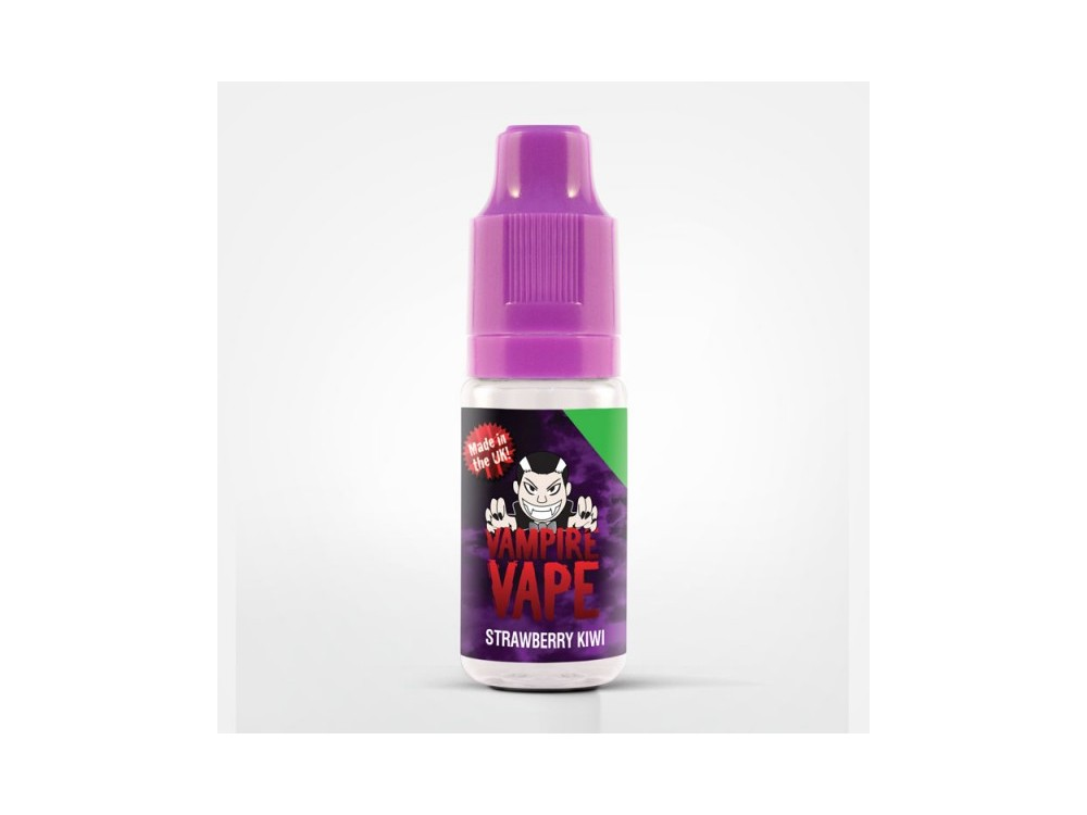 Vampire Vape Strawberry Milkshake - E-Zigaretten Liquid 0 mg/ml